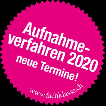 Aufnahme Fachklasse Grafik Schule für Gestaltung St. Gallen