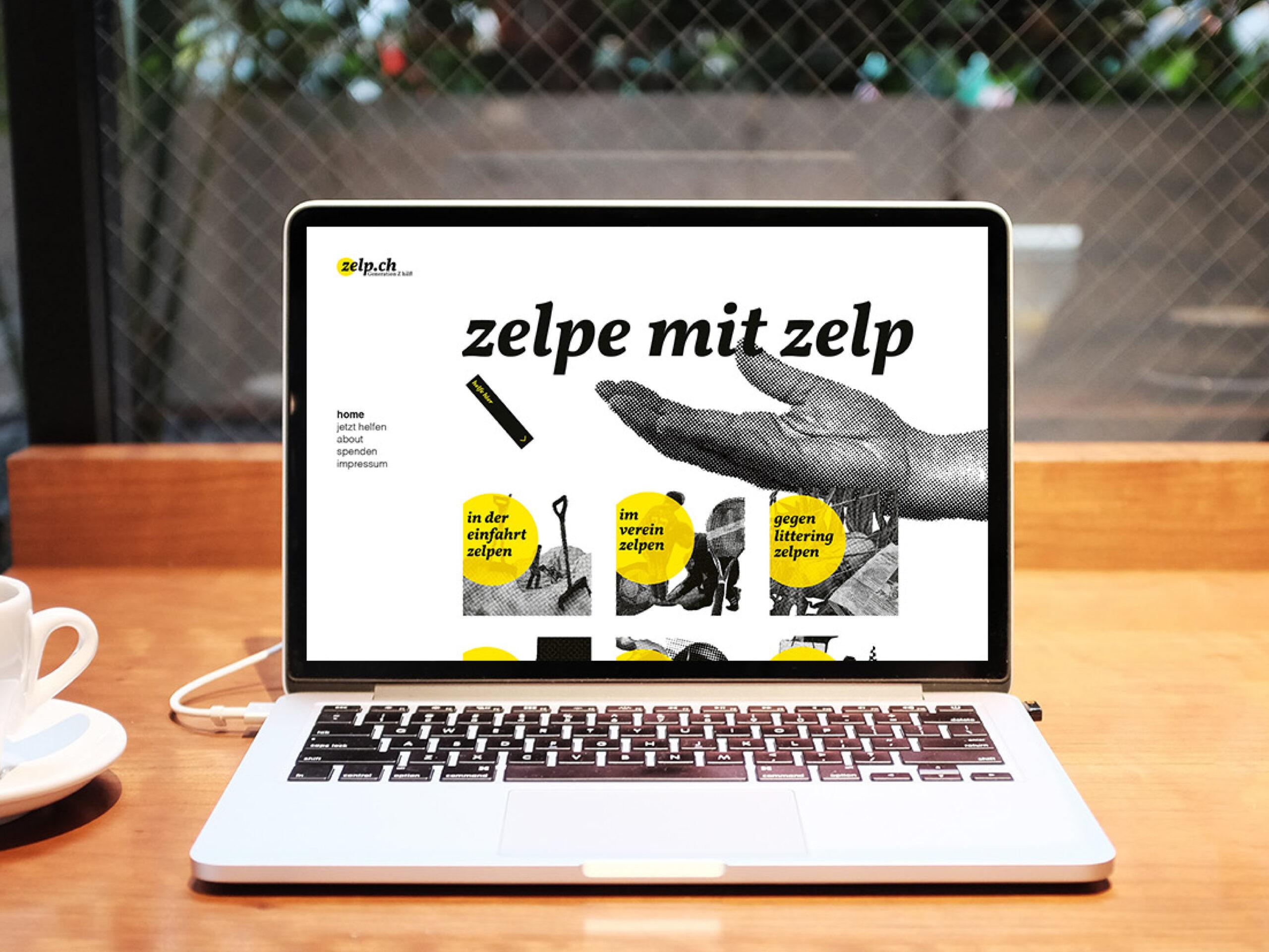 Projekt Nachhaltigkeit, Ehrenamt, Fachklasse Grafik St.Gallen