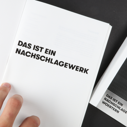 Fachklasse Grafik Editorial Design St.Gallen