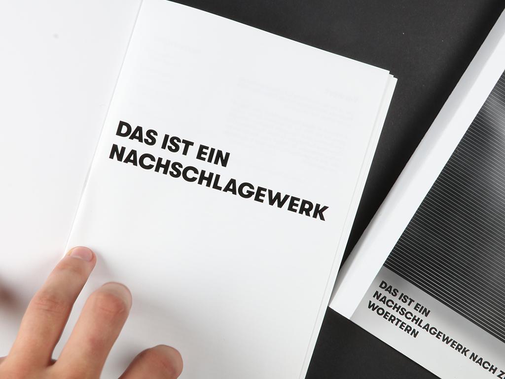 Fachklasse Grafik Editorial Design St.Gallen