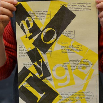 Risogrphie-Typografisches-Plakat-Fachklasse-St-Gallen