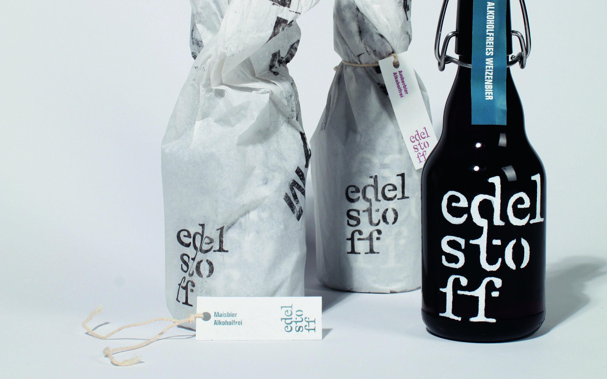 Branding Bier, Packaging-Design