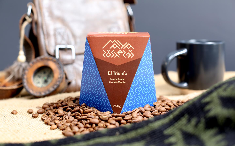 Branding Kaffee, Packaging-Design